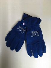 Pittsburgh Pitt Panthers Mens Lined Gloves size XL NWT