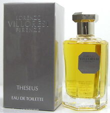 Lorenzo Villoresi Firenze Theseus 100 ml EDT Spray Neu OVP