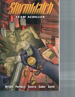 Stormwatch: Team Achilles Vol 2 by Mark Texeria  2003 TPB DC WildStorm Comics