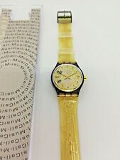SWATCH MUSICALL 1993 - SLM101 - SPARTITO - NUOVO/NEW