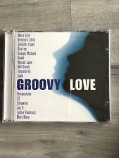 Groovy Love (New CD, 2002) Destiny's Child, Sade, Will Smith, Jennifer Lopez, 3T