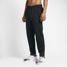 Nike Air Jordan 360 Therma SCUDO NERO Taglia Media/M Pantaloni Bottoms MAX