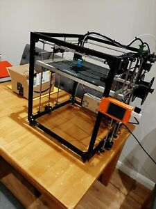 FLSUN F5 Cube 3D Printer (Used) Large Print Area 260*260*350mm See Description