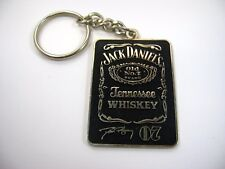 Collectible Keychain: Jack Daniels Tennessee Whiskey #7 Nascar