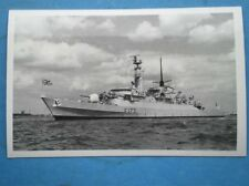 PHOTO  HMS ARROW (F173)  TYPE 21 FRIGATE AT SPITHEAD 26/6/77 SILVER JUBLIEE REVI