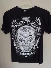 Euc Pierce The Veil San Diego Graphic Printed Band Tour T-Shirt Size Men Small
