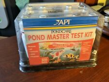 pond mater test kit new sealed in box EXP 3/18