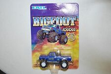 1980's 1/64 New old stock BigFoot monster truck new on card, very hard to find