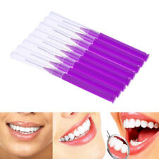 5Pcs/Set Interdental Brush Dental Floss Teeth Oral Clean Hygiene Toothpick LD