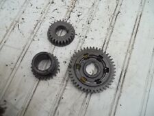 1993 YAMAHA WARRIOR 350 ENGINE CRANK GEARS