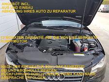 ÜBERHOLTES MOTOR CDN CDNC 0 TKM SEAT AUDI 2.0 TFSI 12 MONATEN GARANTIE