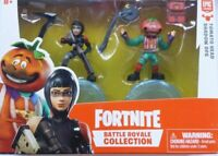 FORTNITE BATTLE ROYALE COLLECTION: TOMATO HEAD & SHADOW OPS FIGURES BRAND NEW