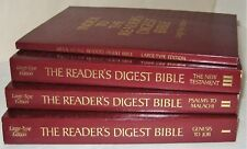 Reader's Digest Bible Condensed from the Revised Standard Version Old & New Test