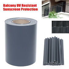 1pc Garden Fence Windscreen Privacy Screen Shade Cover 35M Panel Decors