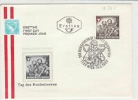 austria  1969 stamps cover ref 19264