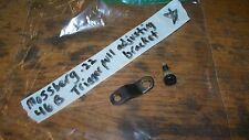 Mossberg 46B & others trigger pull adjusting bracket w screw