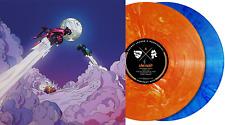 Rocket League X Monstercat Greatest Hits Exclusive Blue & Orange Marble Vinyl LP