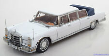 1:18 Sunstar Mercedes 600 Landaulet 1966 white