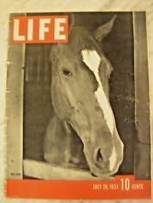 """LIFE July 26 1937   """"Guernica,"""" Nazis vs Reds in US labor, Japan occupies China"""