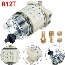 Glass Fiber R12T Fuel Filter/water Separator Imported Lawn Mower Diesel