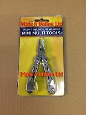 14 in 1 Aluminium Handle Tools Multi-function File Screwdriver Hobby Project Diy