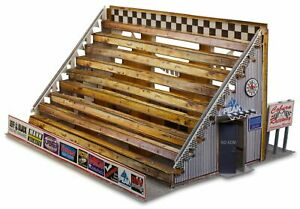 1/32 Slot Car Bleachers Fits Carrera, Scalextric, Strombecker, Eldon, Lionel