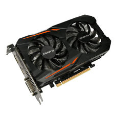 Gigabyte GeForce GTX 1050 Ti OC 80 mm Dual Fan Graphics Card - 4 GB