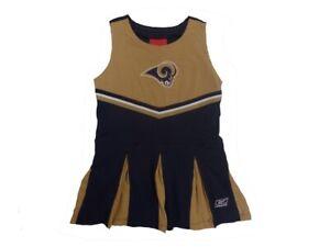 Los ANgeles Rams Kids Cheerleading Dress/Skirt