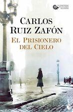 El prisionero del cielo Carlos Ruiz Zafon - SPANISH