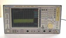 Rohde& Schwarz Vector Signal Analyzer Fsiq 3 20Hz-3.5Ghz Power On Not Calibrated