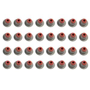 2 Set (32Pcs) Valve Stem Seal Kit For BMW 745i 745Li 545i 645Ci 550i 750Li X6