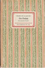 IB 223(2) - Pedro de Alarcón: Der Dreispitz   1956