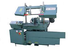 W.F. Wells W-9-14A CNC Automatic Bandsaw