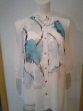 Hüftlang Damenblusen,-Tops & -Shirts mit Klassischer Kragen und Polyester für Business
