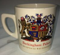 Buckingham  Palace Souvenir Mug Vintage Collectors Item