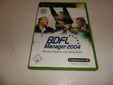 XBox    BDFL Manager 2004 (4)