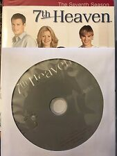 7th Heaven - Season 7, Disc 3 REPLACEMENT DISC (not full season)