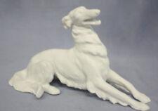 Barsoi Windhund Figur Hund hundefigur porzellanfigur porzellan gräfenthal b