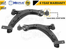 FOR PEUGEOT 306 1.6 1.8 1.9 FRONT LOWER SUSPENSION CONTROL ARM MEYLE HEAVY DUTY