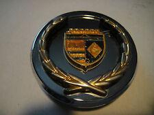 "1996-1999 Cadillac DeVille, Seville & Eldorado 2.5""  Vogue center cap P/N 10665"