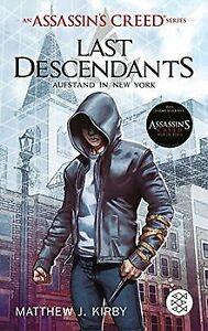 An Assassin's Creed Series. Last Descendants. Aufstand in ...   Livre   état bon