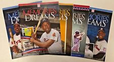Hall Of Fame Memories & Dreams 6 Magazine Lot