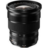 Fujifilm Fujinon XF 10-24mm f/4 R OIS Lens NEW - FUJI USA WARRANTY