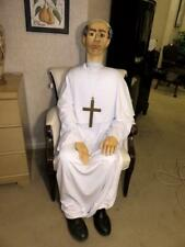 Pope Mannequin - full life size, articulated - Catholic, religious interest