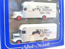 Albedo 1/87 2er Set MB / MAN Lkw 100 Jahre Automobil 1886-1986 OVP (V8048)