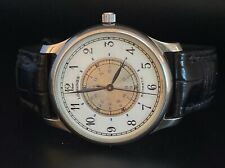 LONGINES WEEMS SPECIAL EDITION NAVIGATION 36 MM AUTOMATIC W/ BLACK LEATHER BAND