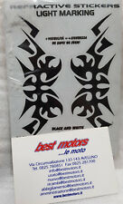 ADESIVI TRIBAL LIGHT MOTORCYCLE SCOOTER STICKER DECAL TUNING
