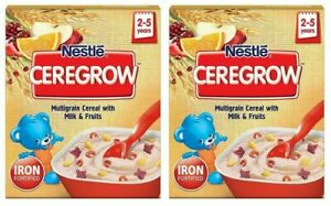 Nestle Ceregrow - 300 gm (pack of 2) free shipping worldwide