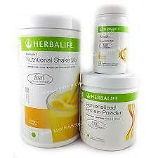 Herbalife   Formula 1  Mango Shake  Protein Powder & Afresh Lemon WEIGHT LOSS*