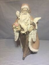 Retired Limited Edition #1283 of 2000 Lladro Father Christmas #1890